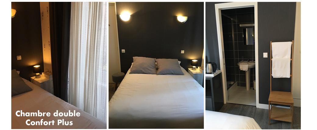 Chambre double Confort Plus
